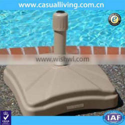 Rolling Patio Umbrella Base/Stand