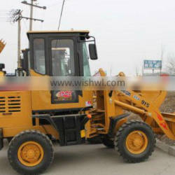 Construction Equipment China Supplier Mini Loader Small Wheel Loader