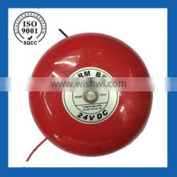 6 inch fire alarm bell 24v DC big sound