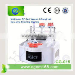 CG-015 New arrival 2016 / fast fat loss / cavitation machine
