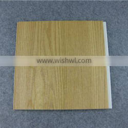 250*15mm laminated WPC wall panel