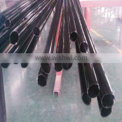 extruded aluminium profiles of oval tube