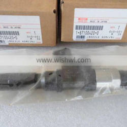 genuine and brand new injector 095000-5471 4HK1 973297035 1-87100420-0