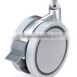 4 inch (100MM) Swivel wheel/Plate wheel/Alloy caster LYA09 - wholesale