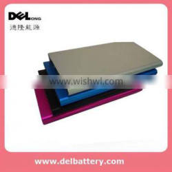 Top quality Slim mobile power bank Lithium polymer portable charger