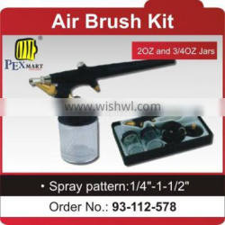 Chinese air brush kit
