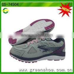 new design wholesale leisure girls sports shoes