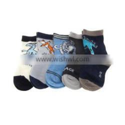 Factory sale hot new products children soft art sock