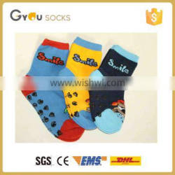Anti-Slip Cozy cartoon tube socks teen tube socks Boys child cartoon tube sock