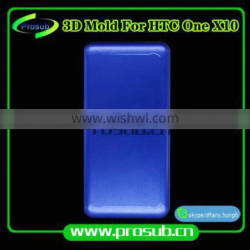 3D heat transfer smartphone casealuminum injection mould for Prosub-HTC One X10