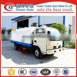 in china mini street sweeper truck,road cleaning truck for sale