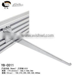 High Quality Display Hold Brackets For Holding Glass Quality Choice