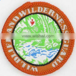 2017 Cheap wholesale embroidered patch