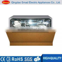 110V 60Hz home automatic mini built in Dish Washer