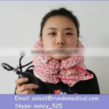 universal size Inflatable Air Neck traction belt neck Brace