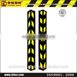 Recycled Rubber Heavy Duty Corner Guard