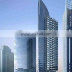 High quality glass cladding