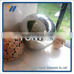 Outdoor Decorative Stainless Steel Hollow Sphere