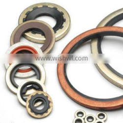Ideal fittings brass shim washers