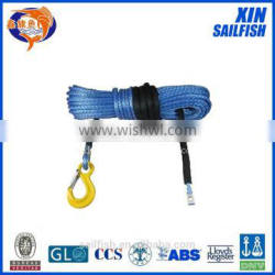 12 strand UHMWPE towing rope for sale