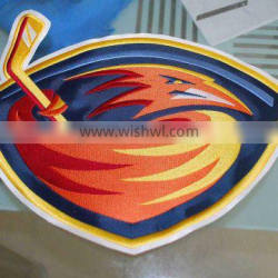 Digital Custom embroidery tackle twill patch