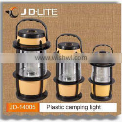 ABS material Camping led lantern light for ourtdoor activities