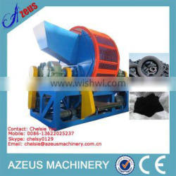 Top sale automatic machine for recycling used tire