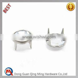 2015 Hot Sale Acrylic Crystal Claw Stud Rivet