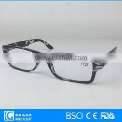 High quality unbreakable mens reading glasses