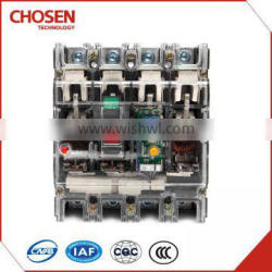 Transparent KCM1L/CM1L-225M 225amp 4p ac residual current operated circuit breaker low voltage protection rccb