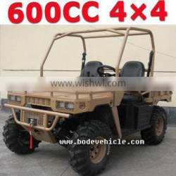 Bode cheap eec 4x4 600cc kids utv for hot sales