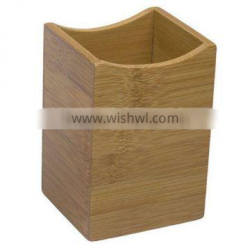 Bamboo Pen holder #5019