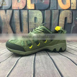 2016 high quality fashional real leather low ankle hingking shoes