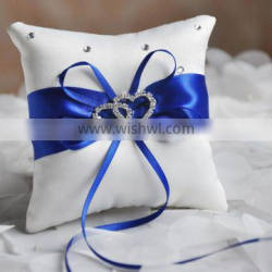 Pretty And Elegant Wedding Ring Pillow, Ring Bearer Pillow, Wholesale Wedding Accessories