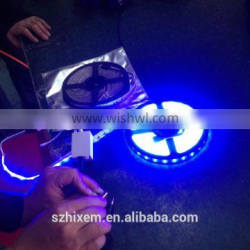 RGB/white/blue/yellow color Waterproof Flexible LED Strip 12v SMD5050