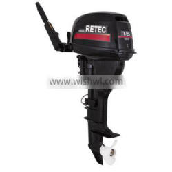 SPEEDA outboard boat motor manufacturer 15hp 4 stroke outboard motor F15 BML Quality Choice