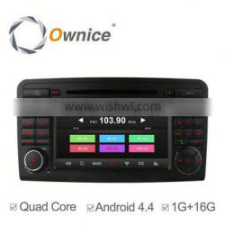 2 din Android Quad core mulitmedia car player for Mercedes-benz ML with GPS iPod RDS Wifi 3G DAB SUPPORT TMPS