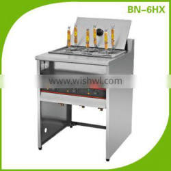 Free Standing Industrial Electric Convection Noodle Cooker BN-6HX