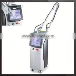 Treat Telangiectasis Medical Beauty Sun Damage Recovery Device Laser Equipment Co2 Fractional