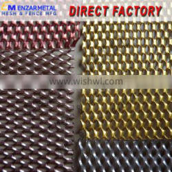 Powder Coated Expanded Metal Mesh for Gutter Guard