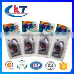 Promotion gift Customized For Car Paper Air Freshener