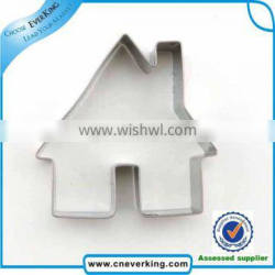 new house metal design cookie cutter