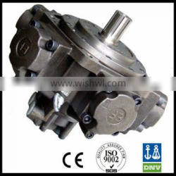 Low speed high torque Hydraulic Motors for ship equipment