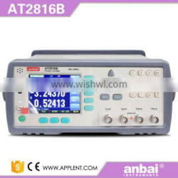 Digital LCR Meter Product Model AT2816B with Wide Frequency Range 50Hz-200kHz