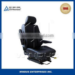 Seat for walking tractor