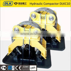 vibrating plate compactor for all kinds excavators