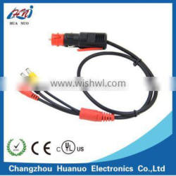 Plug In Connection and DC Output Type power supply