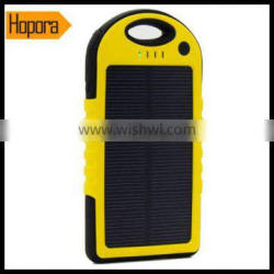 2016 Waterproof Mini Solar Power Bank