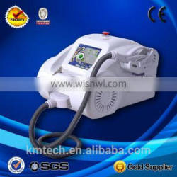 Classical discount portable hair removal and skin rejuvenation e-lites machine with CE