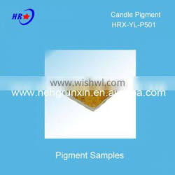 HRX-YL-P501 Yellow Concentrated Color Pigment